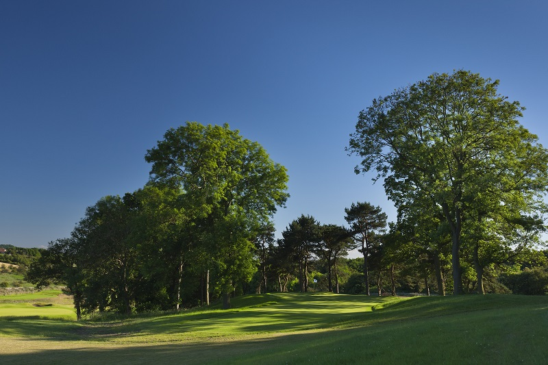 Ramside Cathedral Course 14th hole