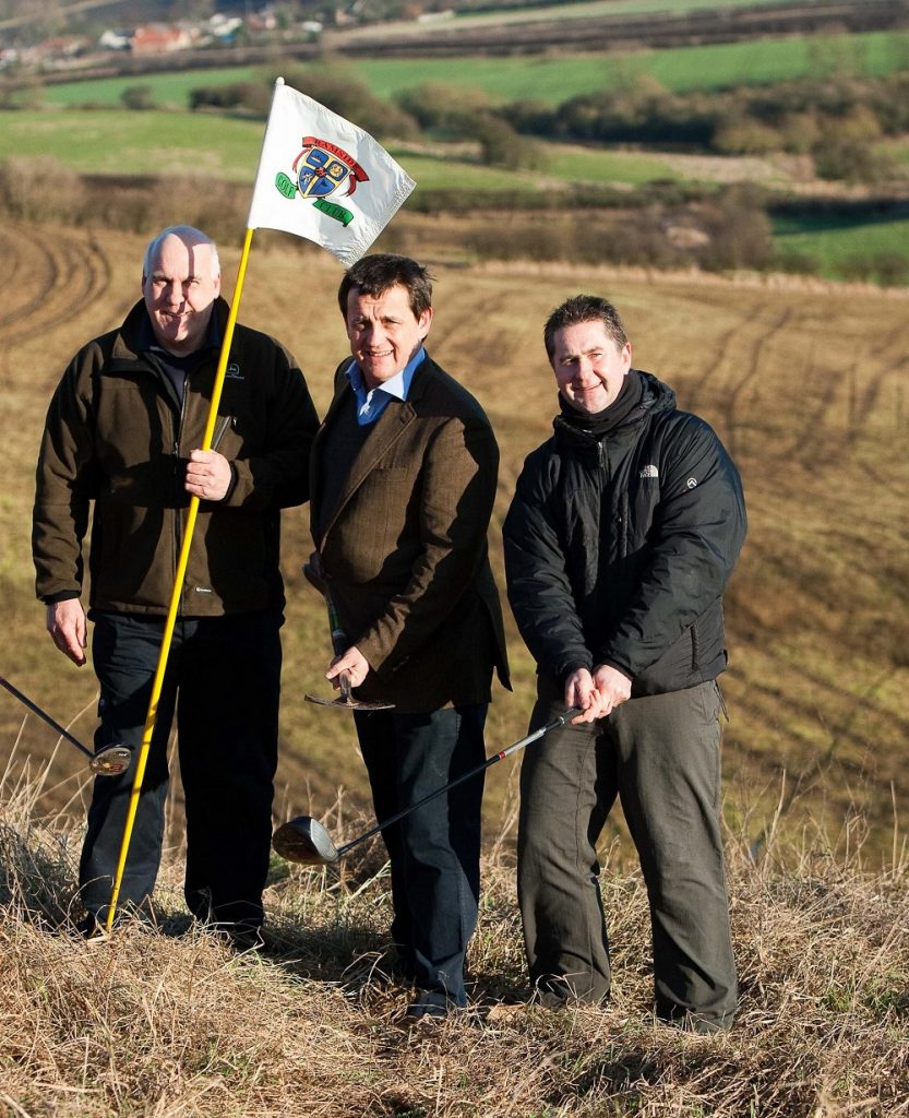 Ramside Golf Club breaks ground on its new Cathedral Course