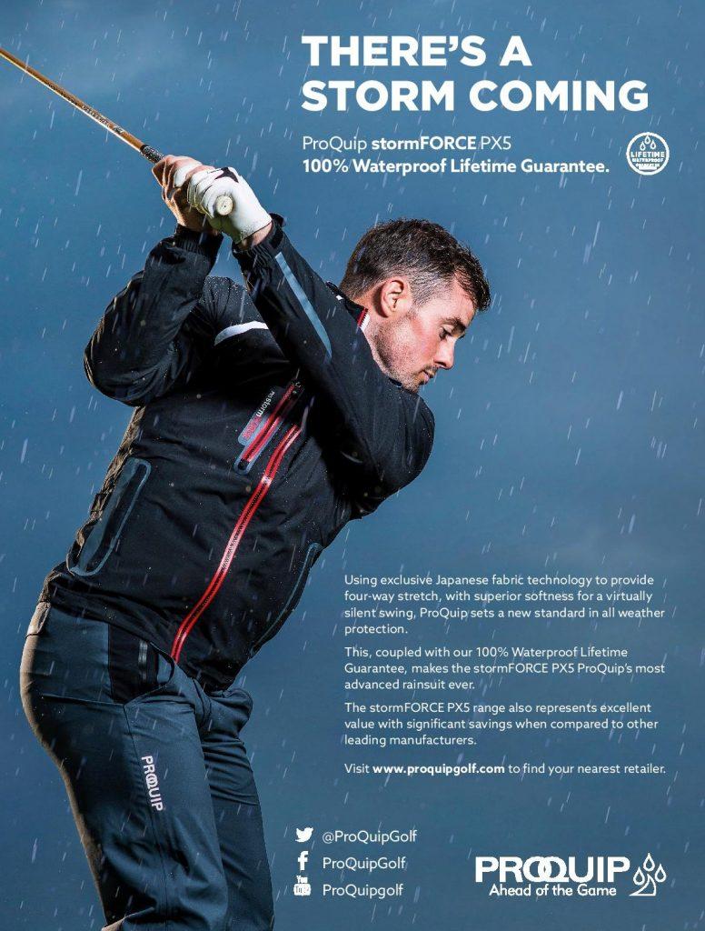 ProQuip Golf advertising copywriter Matthew Moore