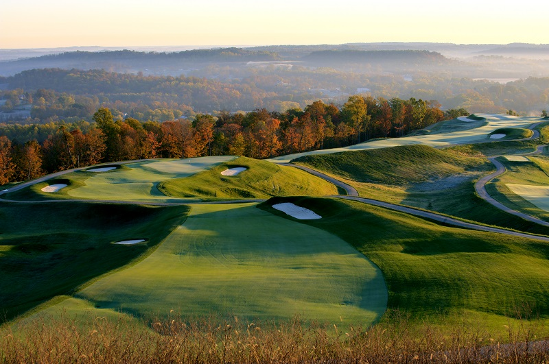 French Lick golf course Indiana